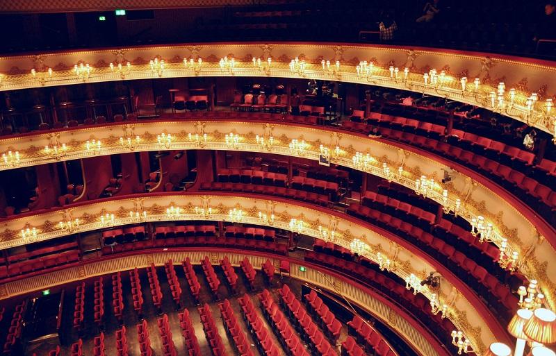 Glasgow Theatre Houses