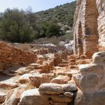Naxos Ancient Ruins And Churches