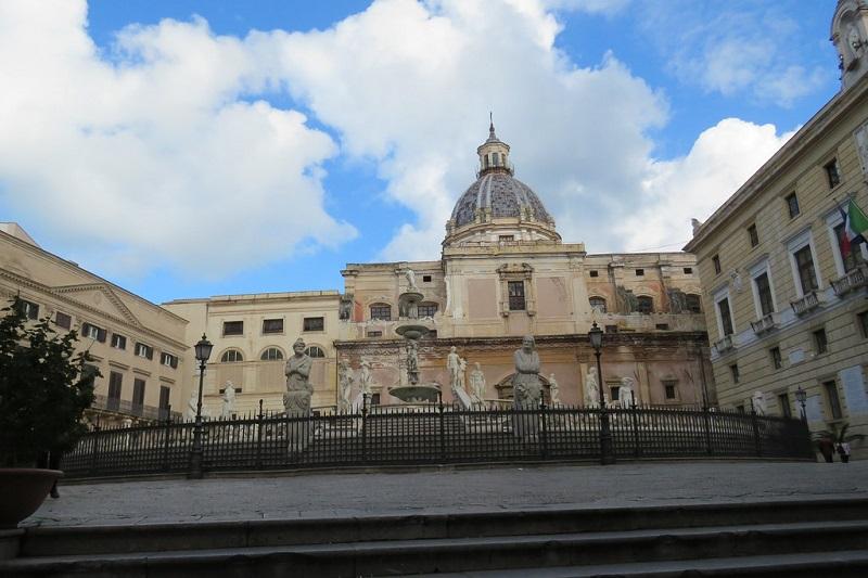 Authentic Sicilian Food Palermo