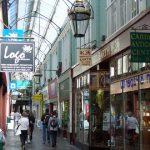 Shopping Arcades Cardiff
