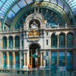 Admire Antwerp Central Station