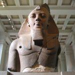 Bust of Ramses II
