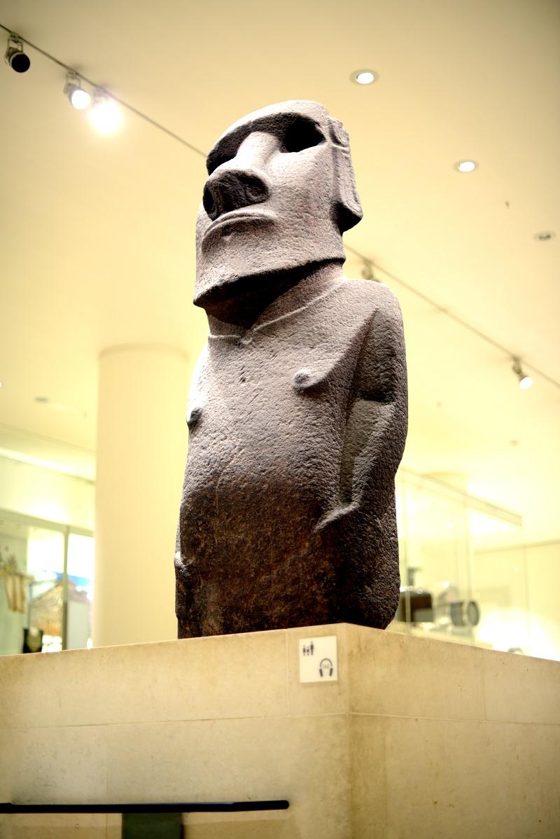 Moai Hoa Hakananai'a