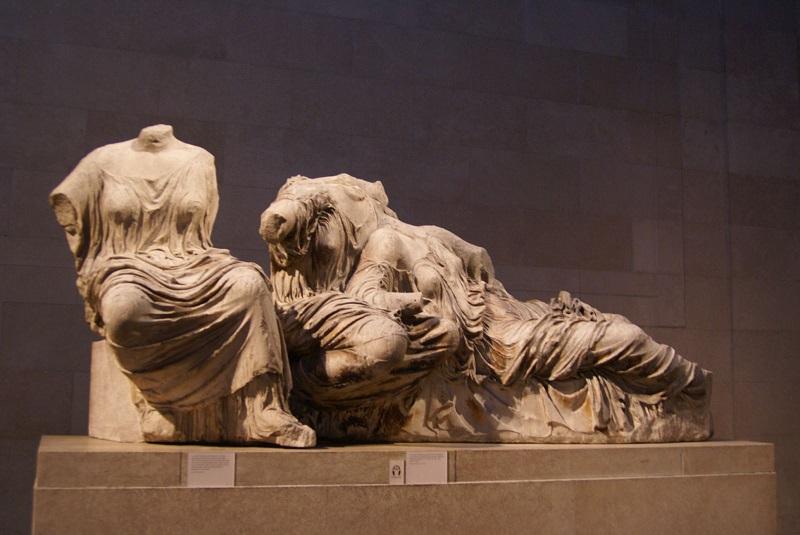 London - British Museum - Elgin Marbles