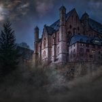 The Haunted Castle at Efteling