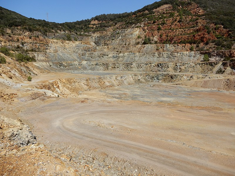 Iron Mines Elba