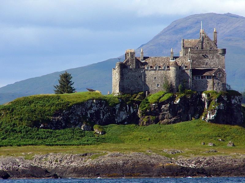 Isle of Mull Castle Duart