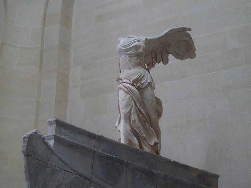 La Victoire de Samothrace