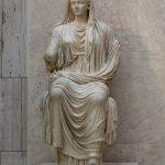 Sculpture of Livia Drusila
