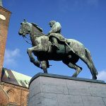 The Equestrian Statue ofChristian X