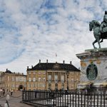 The Equestrian Statue of Frederick V