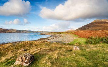 Dhiseig on the Isle of Mull