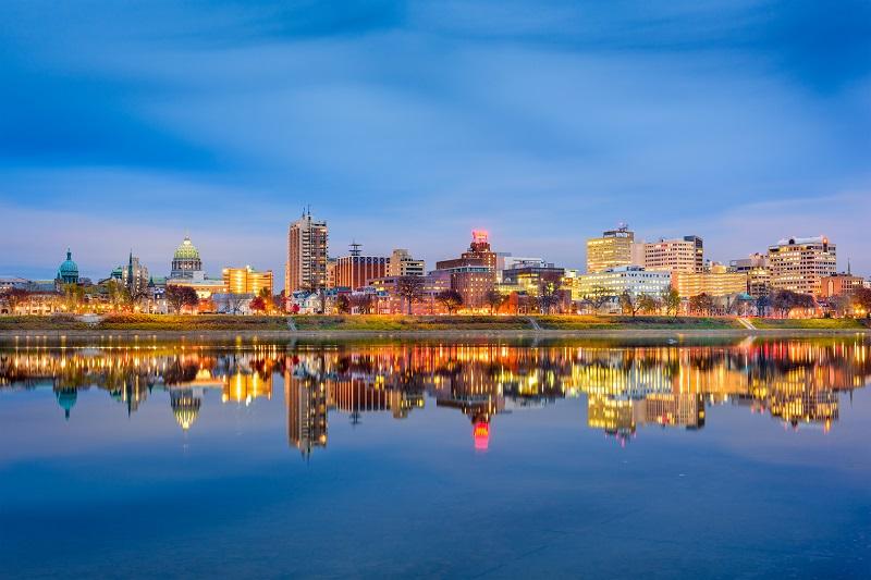 Harrisburg, Pennsylvania, USA