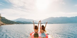 two-girls-vacation-on-a-yacht