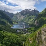 The Englishwoman of Telemark's Dalen Hotel